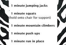 Workout / by Kim Zeuschel Joseph