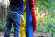 outdoors for the kids / by Brooke LeBaron