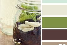 Colors for new house / by Jessica Tomlinson