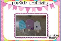 Craftivities / by Herding Kats In Kindergarten