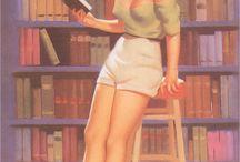 Bookish / by Maya Sloan