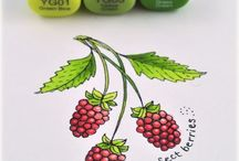 Copic Love / Copic Coloring Tips and Tricks / by Jean Kiplinger Bunner