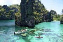 Places I want to go / by Mary jane Peacock