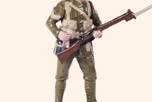 Toy Soldiers / This is a collection of #Toy #Soldiers that everybody love to play and collect / by Tradition of London