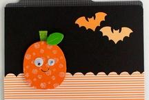 Halloween Crafts / by Helen Collins
