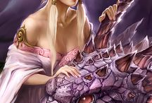 Dragons / by Marie Davy