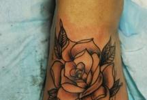 tattoos / by Aubrey Rhoton