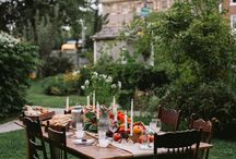 Tablescapes / by Lindsey Brown