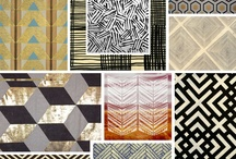 Patterns and prints  / by Lauren Finney