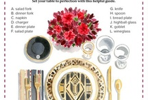 Dinner Party / Inspiration and ideas for the perfect dinner party / by Kitchen Resource Direct