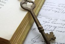 design - The KEYs to Sucess / old keys and locks / by Barbara Engen