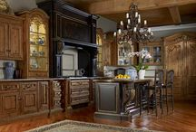 Kitchens / by Stacy Rucker