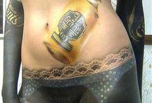 Body paint / by Jose Lugo