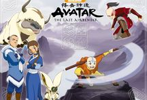 The Avatar & Korra / Avatar: The Airbender & The Legend of Korra / by Katherine Madigan