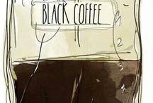 Coffee! ☕️ / For the love of coffee! / by Corina Icabalceta