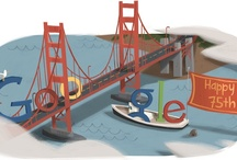 Google Doodles / by John Lasschuit