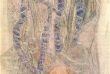 ART: Klimt / by Greta Hansen-Money