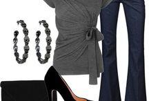 What I wish I had in my closet.! / by Marcy Munoz