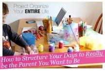 Organization / by Jennifer Heinschel