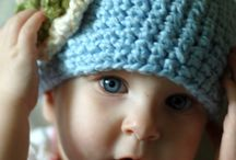 Crochet headwear / by Mrs Stilly