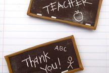 Teacher Appreciation / by Crazy for Crust