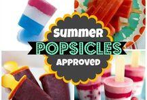 Popsicle ideas / by Kelly Friedrichsen