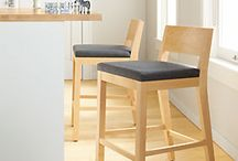 Counter & Bar Stools / Take style and comfort to a new height with our counter and bar stools.  / by Room & Board