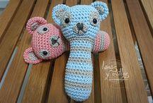 Baby Crochet / by Adorna Bartolotta