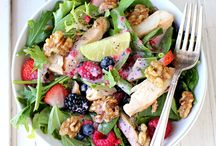 Healthy Eats / by A Little Vintage Rose