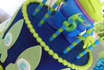Nicks 1st Birthday ideas / by Vanessa Mata