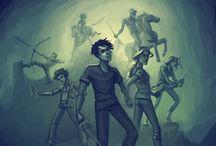 Percy Jackson / by Natasha Nichols