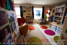 Day care ideas / by Stacey Casper
