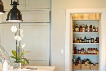 Organize It! - Kitchen, Pantry, Dining Room / It's where we come together to share a meal. / by The Mighty HeathRa
