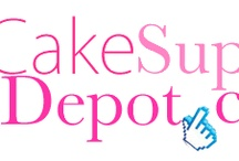 Cake-supplies shops. / by ciizu