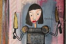Art Journal / by Rebekah Dawn