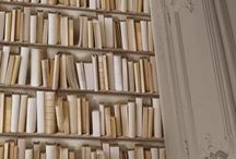 Literary Decor / by LIA KEYES