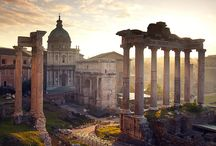 """Rome / """"The Eternal City."""" One pin at a time. / by InsureMyTrip"""