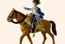 30mm War game Tradition / by Tradition of London