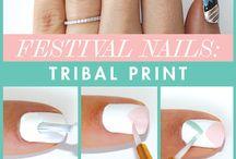 Nail Art / by Erika Bouchard