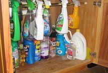 Get organized! / by Jill Doan Leech