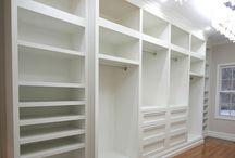 Master closet / by Heather Naumann Clifton