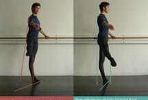 Dancer's feet  / by Christin Pristas