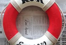 For Nautical Decor / by Nancy Jenkins
