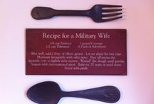 Military Inspired Decor / by Army Wife Network, LLC