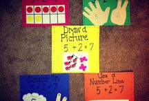 Addition & Subtraction / by Early Childhood Education-NEISD