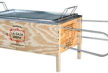 La Caja China Products / by La Caja China Pig Roast Boxes