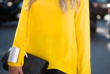 Mellow Yellow / by Christine White