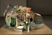 Sculpture Artist models  / by NGHS Tim Thatcher