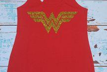 Wonder Woman / by Jessica Skye