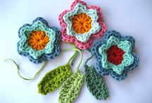 Crochet/Knitting / by Sue Williams